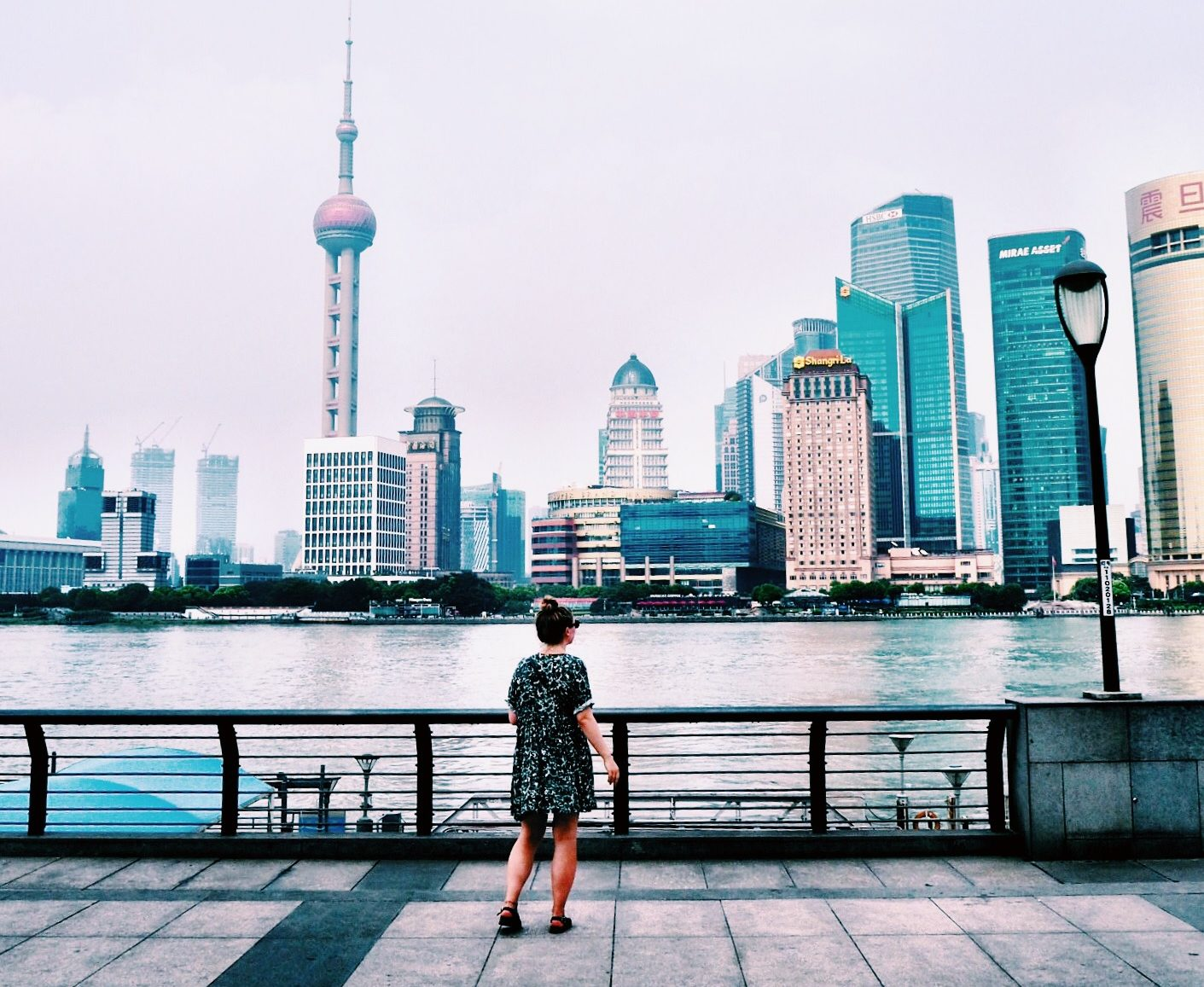 One week in Shanghai
