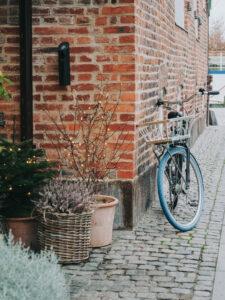 Swapfiets bikes in copenhagen